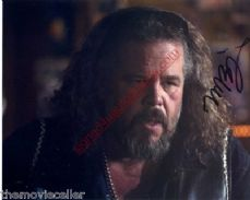 MARK BOONE JUNIOR SIGNED ROBERT  MUNSON 'SONS OF ANARCHY' SIGNED 8x10  #mbj2